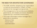 Slide 8 - ADM Governance