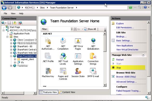 1 Stop TFS Website