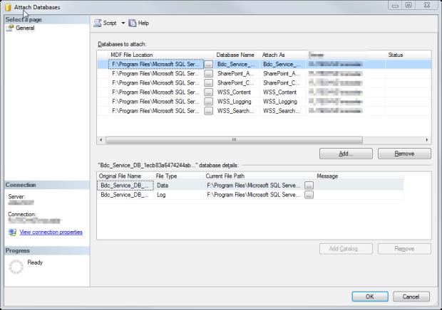 5 Attach Database 2