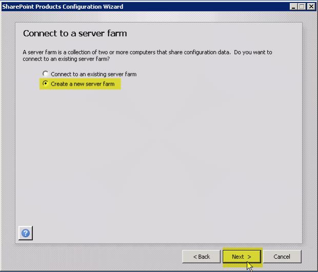 03 Create Server Farm